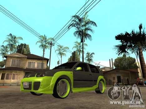 Volkswagen Golf IV R32 Tuned Juiced 2 für GTA San Andreas