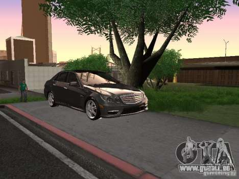 ENB Series by JudasVladislav v2.1 pour GTA San Andreas cinquième écran