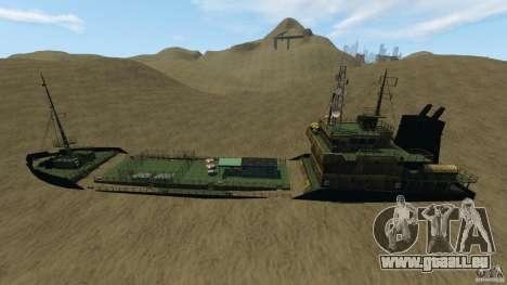Desert Rally+Boat für GTA 4 dritte Screenshot