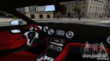 Mercedes-Benz SL 350 2013 v1.0 pour GTA 4 est un côté