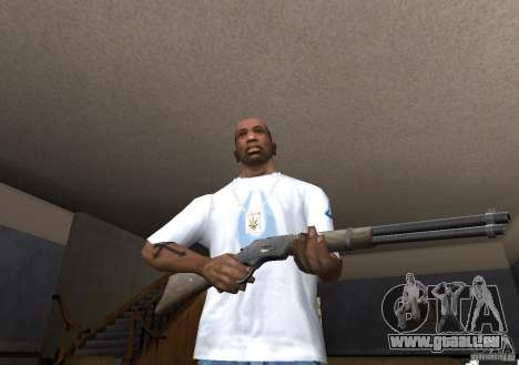 Weapon Pack by viter für GTA San Andreas zehnten Screenshot