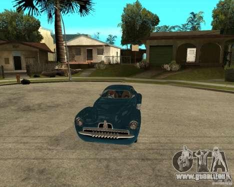 Holden Efijy pour GTA San Andreas vue arrière