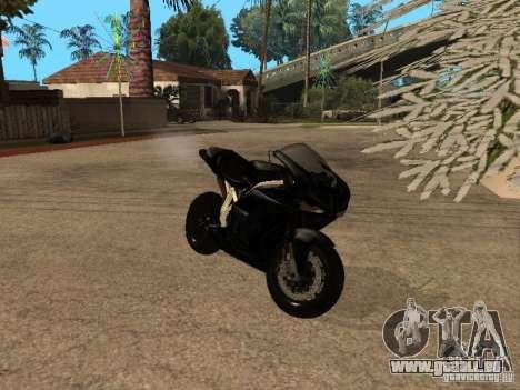 Ducati RS09 pour GTA San Andreas