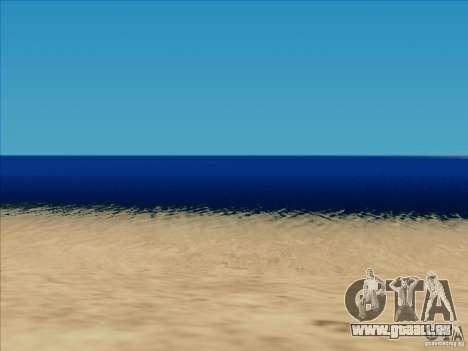ENB v1.01 pour PC pour GTA San Andreas quatrième écran