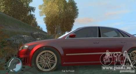 Audi RS4 Undercover v 2.0 für GTA 4 linke Ansicht