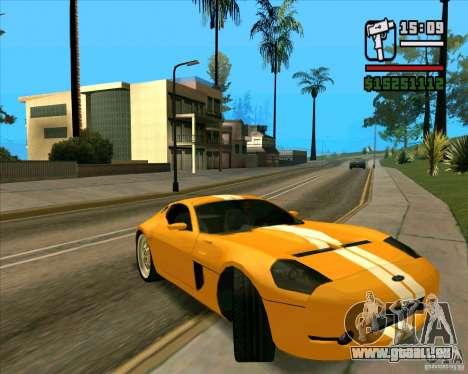 Shelby GR-1 pour GTA San Andreas
