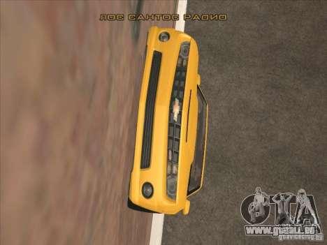 Reiten an Wänden für GTA San Andreas dritten Screenshot