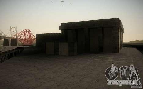 SF Army Re-Textured ll Final Edition pour GTA San Andreas sixième écran