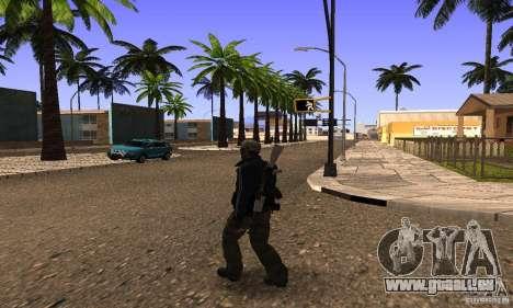 Grove Street v1.0 pour GTA San Andreas septième écran