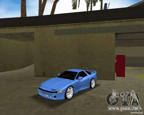 Mitsubishi 3000 GT 1993 pour GTA Vice City