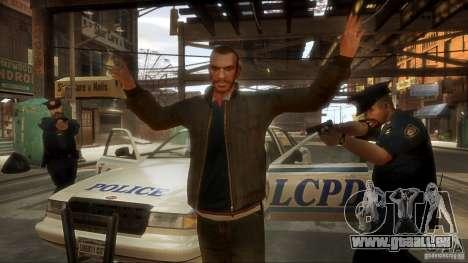 Boot-Images im Stil von GTA IV für GTA San Andreas dritten Screenshot