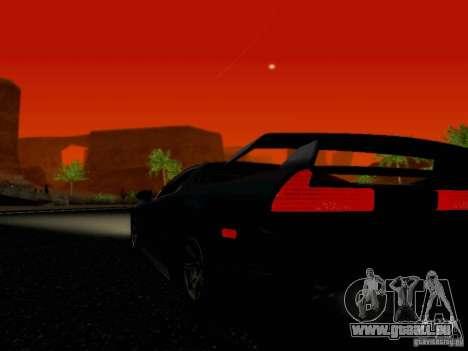 Honda NSX Custom pour GTA San Andreas