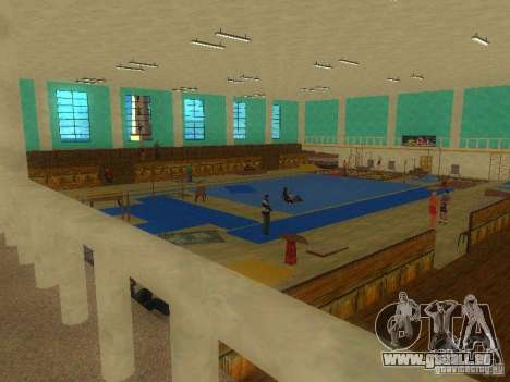 Tricking Gym für GTA San Andreas zweiten Screenshot