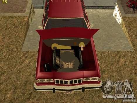 Mercury Grand Marquis Colony Park pour GTA San Andreas vue de droite