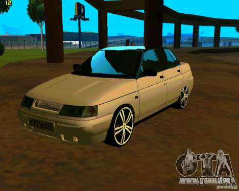 VAZ-2110 voiture Tuning pour GTA San Andreas