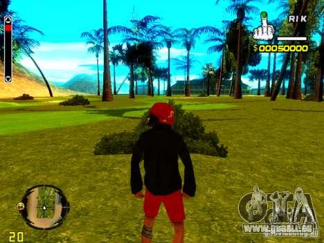 Haut-Penner-v1 für GTA San Andreas fünften Screenshot