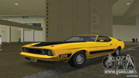 Ford Mustang 1973 pour GTA Vice City