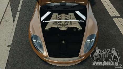 Aston Martin DBS Volante [Final] für GTA 4 obere Ansicht
