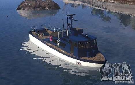 Coast Guard Patrol für GTA 4