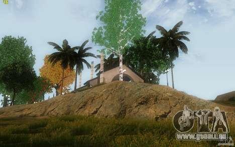 New Country Villa pour GTA San Andreas sixième écran