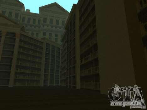 Nouvelles textures pour casino Caligula pour GTA San Andreas troisième écran