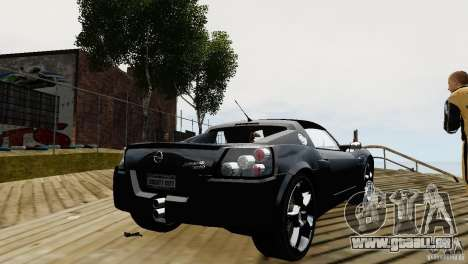 Opel Speedster Turbo 2004 pour GTA 4 est un droit