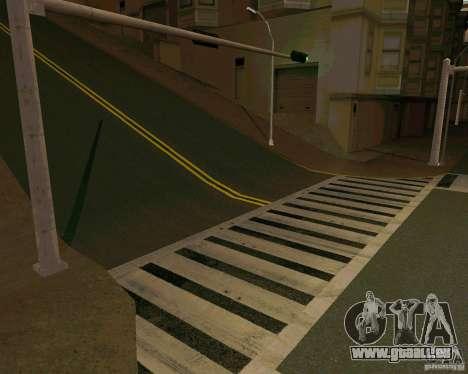 GTA 4 Roads pour GTA San Andreas quatrième écran
