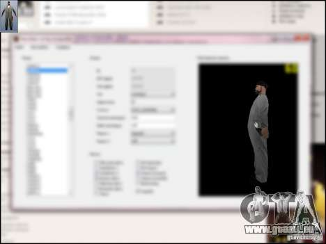 Mécanicien pour GTA San Andreas deuxième écran