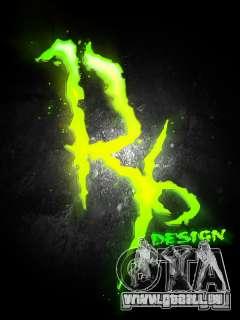 Boot-Screen Monster Energy für GTA San Andreas dritten Screenshot