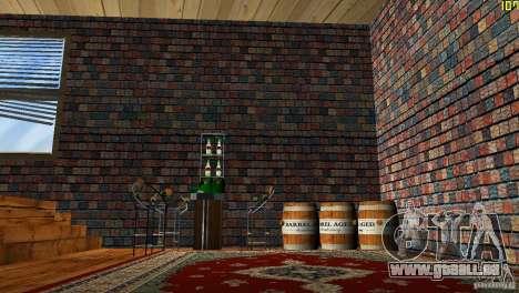 Hôtel Retekstur pour GTA Vice City septième écran