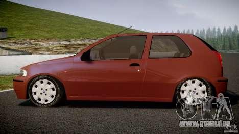 Fiat Palio 1.6 pour GTA 4 est une gauche