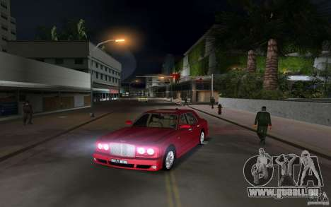 Bentley Arnage T 2005 pour GTA Vice City
