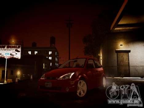Ford Focus SVT 2003 pour GTA 4