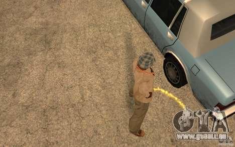 Life pour GTA San Andreas troisième écran