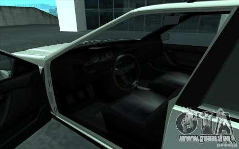Lingot de GTA 4 pour GTA San Andreas vue intérieure