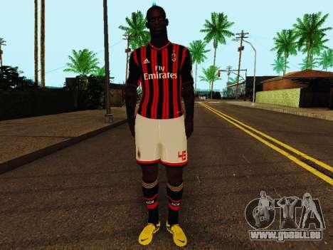 Mario Balotelli v1 für GTA San Andreas