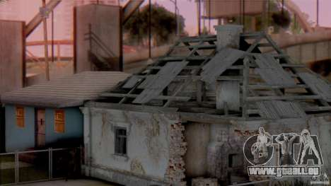 SA Beautiful Realistic Graphics 1.7 BETA für GTA San Andreas elften Screenshot