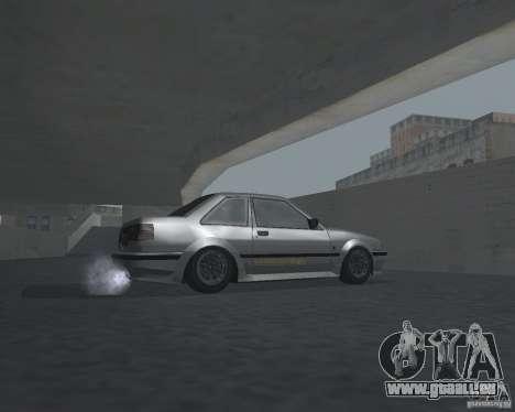 Futo de GTA 4 pour GTA San Andreas vue arrière
