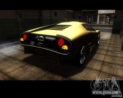 IV HQLM v2.1 pour GTA San Andreas deuxième écran