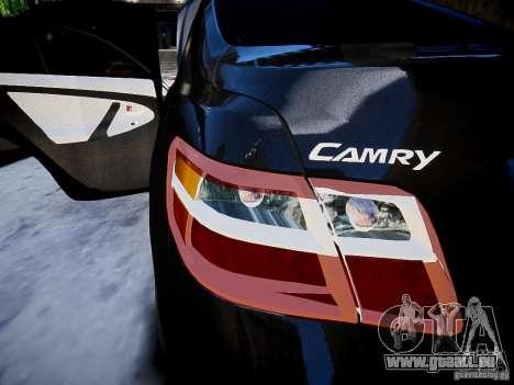 Toyota Camry für GTA 4 Seitenansicht