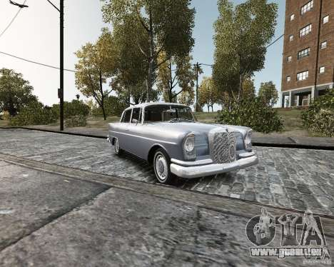 Mercedes-Benz W111 für GTA 4