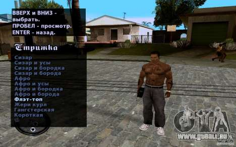 Neue CJ für GTA San Andreas elften Screenshot