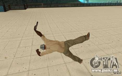 Neue fallen für GTA San Andreas fünften Screenshot