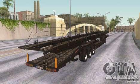 Der Trailer-truck für GTA San Andreas