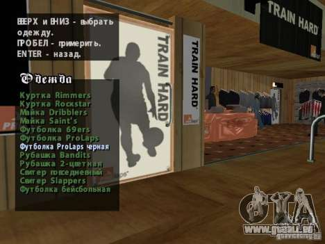 La bande de Gaza pour GTA San Andreas neuvième écran