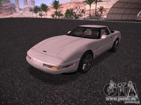 Chevrolet Corvette Grand Sport pour GTA San Andreas