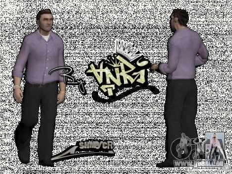 Pak-skins für GTA San Andreas zehnten Screenshot