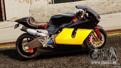 Ducati Desmosedici RR 2012 für GTA 4