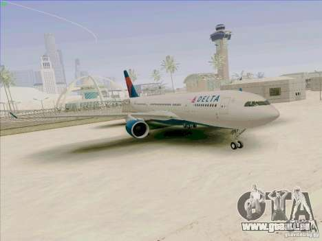 Airbus A330-200 pour GTA San Andreas