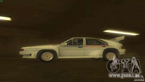 Citroen BX 4TC pour GTA San Andreas laissé vue